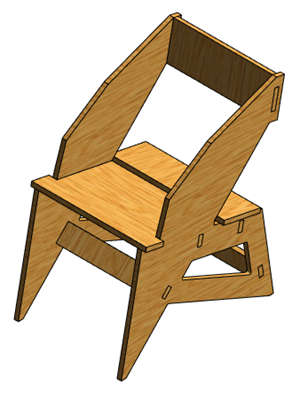 Astonishing Digital Fabrication Revit Products 2020 Autodesk Andrewgaddart Wooden Chair Designs For Living Room Andrewgaddartcom