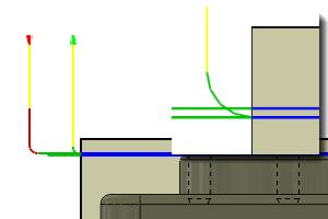 finishing step diagram