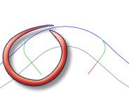 lead-out diagram
