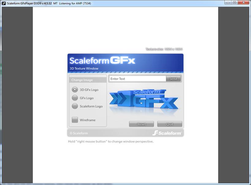 Scaleform Help: Benchmark SWF Playback in Scaleform Player