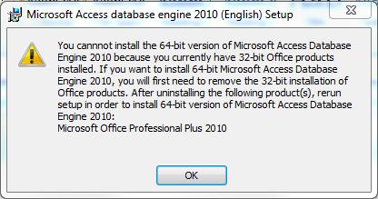 How to install 64-bit Microsoft Database Drivers alongside 32-bit Microsoft  Office | AutoCAD | Autodesk Knowledge Network
