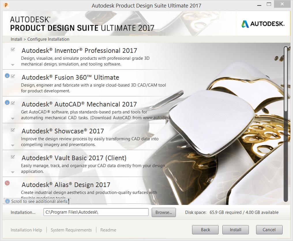 Buy Autodesk Autocad Design Suite Ultimate 2017 Key