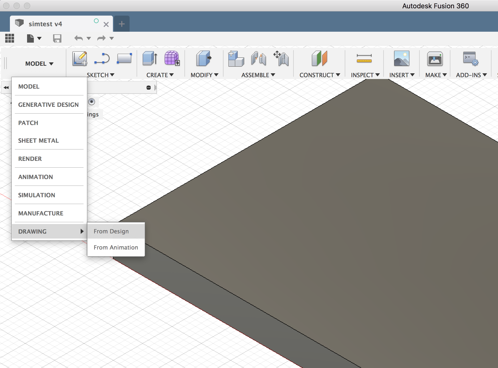 How To Create A 2d Drawing From Your Fusion 360 Design Fusion 360 Autodesk Knowledge Network