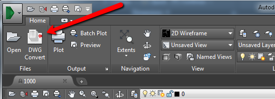 autocad drawing converter to lower version free download